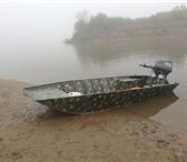 Фото в Авторынок Водный транспорт Наша компания изготавливает лодки плоскодонки в Владивостоке 84000