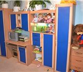 Foto в Мебель и интерьер Мебель для детей Продам детскую стенку, в хорошем состоянии, в Братске 12000