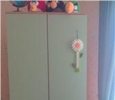 Фотография в Мебель и интерьер Мебель для детей Продам Детскую Сканд мебель кровать+шкаф в Санкт-Петербурге 15000