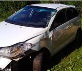 Изображение в Авторынок Аварийные авто Продам на запчасти, перевертышь, 2012 года, в Санкт-Петербурге 0