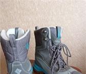 Изображение в Одежда и обувь Женская обувь Продам ботинки зимние Columbia, 37 размер, в Воронеже 2000
