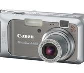 Изображение в Электроника и техника Фотокамеры и фото техника Продам фотоаппарат Canon PowerShot A460 за в Уфе 700