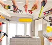Foto в Строительство и ремонт Ремонт, отделка Выполним ремонт в квартире или загородном в Уфе 100