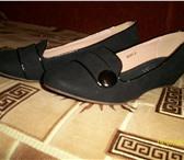 Изображение в Одежда и обувь Женская обувь ЖЕНСКИЕ ТУФЛИ ИЗ ТУРЦИИ (ЧЁРНЫЕ ЗАМШИ) в Улан-Удэ 2000