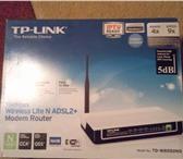 Изображение в Компьютеры Сетевое оборудование продам модем tp-link router беспроводная в Омске 1000