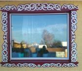 Фото в Строительство и ремонт Дизайн интерьера наличники на окна из цветного металла в Екатеринбурге 600