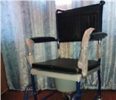 Фотография в Красота и здоровье Товары для здоровья Продаю абсолютно новый кресло-стул с санитарным в Астрахани 5000