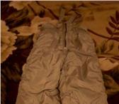 Фото в Для детей Детская одежда продам зимний костюм б/у в хорошем состоянии в Ижевске 1200