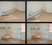 Изображение в Мебель и интерьер Мебель для спальни Металлическая кровать эконом класса. Основание в Архангельске 950