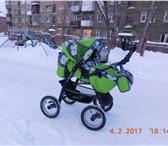 Изображение в Для детей Детские коляски Продам коляску -трансформер. Состояние хорошее в Перми 4000