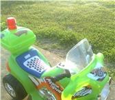 Изображение в Для детей Детские игрушки мотоцикл-аккумуляторный в Орле 1500