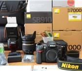 Фотография в Электроника и техника Фотокамеры и фото техника Продается:     Тело Nikon D7000 (гарантия) в Уфе 10