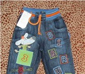 Изображение в Для детей Детская одежда Новые. Джинсы на мальчика рост 92 см. Оринтировачно в Барнауле 700