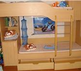 Foto в Мебель и интерьер Мебель для детей Продается детская двухъярусная кровать (производство в Уфе 0