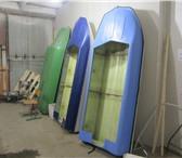 Фотография в Хобби и увлечения Рыбалка Продам стеклопластиковую гребельно-моторную в Кемерово 32500