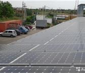 Фото в Строительство и ремонт Электрика (оборудование) Сетевая солнечная электростанция. Есть солнце в Москве 121000