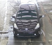 Фотография в Авторынок Авто на заказ Минивэн 7 мест гибрид Toyota Prius Alpha в Екатеринбурге 1295000