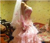 Изображение в Одежда и обувь Свадебные платья продам свадебное платье.новое.полный комплект.в в Новосибирске 10000