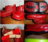 Фотография в Для детей Детская обувь Ботиночки, 19 размер, 11см-12см. Новые, купили в Комсомольск-на-Амуре 250