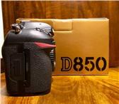 Изображение в Электроника и техника Фотокамеры и фото техника Мы предлагаем совершенно новую Nikon D850 в Москве 69133