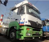 Фотография в Авторынок Бескапотный тягач Дополнительное оборудование: ABS, ASR, автономный в Москве 1200000