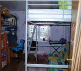 Фото в Мебель и интерьер Мебель для детей Кровать двухъярусная ТРОМСО (IKEA), размер в Челябинске 9000