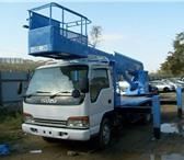 Изображение в Авторынок Автогидроподъемник (вышка) Предлагаем  услуги  автовышки 15 метров, в Екатеринбурге 700