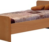 Фотография в Мебель и интерьер Мебель для спальни КРОВАТЬ ИЗ ЛДСП - односпальная, полуторная в Пензе 0