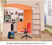 Фото в Мебель и интерьер Мебель для детей Продам детскую с матрацем Аскона. Собрана в Орле 20000