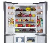 Foto в Электроника и техника Холодильники Отдаю в дар новый многокамерный холодильник в Москве 0
