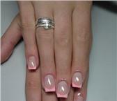 Фотография в Красота и здоровье Косметические услуги Наращивание ногтей гелем,покрытие Шеллак,маникюр в Балашихе 1000