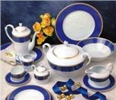 Изображение в Мебель и интерьер Посуда Эксклюзивный фарфор, изящный золотой узор в Казани 66000