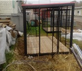 Foto в Домашние животные Товары для животных Из сварной сетки- ячейка 100*100 или 50*50.Каркас в Липецке 18400