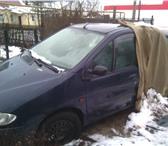 Изображение в Авторынок Аварийные авто Продам рено меган сценик 1997г,битый в заднюю в Липецке 60000