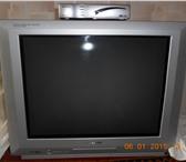 Фото в Электроника и техника Телевизоры Продам телизор Sharp 29 дюймов и ресивер в Смоленске 6000