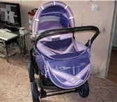 Foto в Для детей Детские коляски Коляска трансформер Adamex-Neon.В комплек в Челябинске 3000