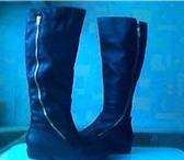 Изображение в Одежда и обувь Женская обувь продаю сапоги весна осень 2010 модные в идеальном в Новокуйбышевске 700