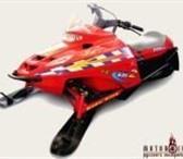 Фотография в Спорт Разное Срочно прода снегоход Размеры (мм)  1900×890×9 в Салехарде 65000