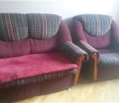 Фото в Мебель и интерьер Мягкая мебель Продам недорого комплект мягкой мебели: диван-кровать в Москве 15000