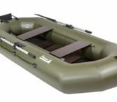 Фотография в Хобби и увлечения Рыбалка Продам не дорого! Надувную лодку ПВХ Пеликан в Барнауле 10000