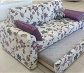 Изображение в Мебель и интерьер Мягкая мебель Компактный диван-кровать. Подвижные валики в Красноярске 74000