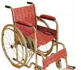 Фотография в Красота и здоровье Товары для здоровья Рама кресло -коляски выполнена из стали с в Самаре 6000