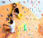Фото в Спорт Спортивные клубы, федерации Скалодром-Геккон – это спортивно-развлекательный в Рязани 500
